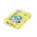 !!Бумага IQ COLOR A4 100л/пач 80 г/м2 канареечно-желтая (IQ-CY39-100л) (107206)