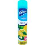 Освежитель воздуха CHIRTON 300 мл, Цитрус-Лимон (1/12) (3010)