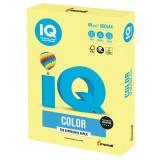Бумага IQ COLOR A4 500л/пач 80 г/м2 лимонно-желтая (ZG34) (176539)