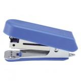 Степлер ATTOMEX №10, на 10л., пластиковый корпус, синий (4142315)