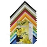 Обложки для переплета А4 РЕАЛИСТ, 230г/м2, белые, картонные, кожа (ЦЕНА ЗА 100 ШТ) (3891)