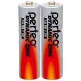 Элемент питания (батарейка) PERFEO R6/2SH DYNAMIC ZINC (ЦЕНА ЗА 2шт.) (PF R6/2SH) (PF-3646) (ШК 4607