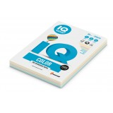 Бумага IQ COLOR MIX A4 250л/пач 80 гр 5 цветов пастель (IQ-80-RB01) (178129)