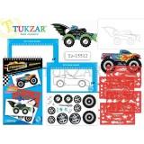Набор проволоки синельной TUKZAR 25 шт, цвета ассорти (TZ 5512)