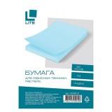 !!Бумага LITE A4 50л/пач 70 гр  пастель голубой (CPL50C-B) (176649)
