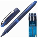 Роллер SCHNEIDER ONE BUSINESS, 0,6мм, корус темно-синий, чернила синие (10/500) (183003)