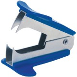 Антистеплер EAGLE, №10, синий (24/600) (1029/с) (012751)