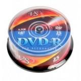 Диск VS DVD-R 4.7 GB 16xCB/25 (цена за 25шт) (13 000 126)