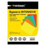 Бумага inФОРМАТ INTENSIVE MIX А4/80 г/м2/100л., 5 цв. (10) (CP4080CIN-100) (103111)