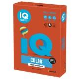 Бумага IQ COLOR A4 500л/пач 80 гр., красный кирпич (ZR09) (110661)