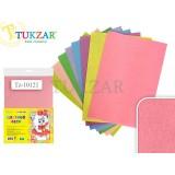Набор цветного фетра А4 TUKZAR, 8л., 8цв. пастель (TZ 10121)
