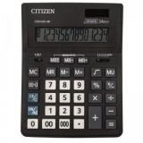 Калькулятор настольный CITIZEN CDB-1401BK 14-разрядный, 2 питания, 200х157х35, черный  (CDB1401BK)