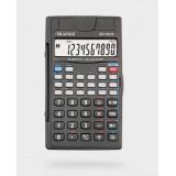 Калькулятор научный SKAINER SH-101N, 10 разрядный, пластик, 56 функций, 72x120x12мм, черный (50/100)