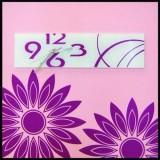 Настенные кварцевые часы ФЕНИКС-ПРЕЗЕНТ,  55x55 см (18461)