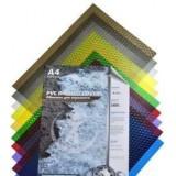Обложки для переплета А4 РЕАЛИСТ, 180мкм, кристалл, прозр., б/цв ПВХ (ЦЕНА ЗА 100 ШТ) (4391)