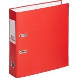 Регистратор GREEN А4, 80мм, PP, красный (GN 8104-02)