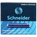 Чернильный патрон для перьевых ручек SCHNEIDER, фиолетовый (50/600) (6626)