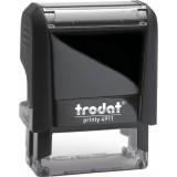 Оснастка для штампа TRODAT пластмассовая (38х14мм) (4911)