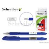 Ручка шариковая SCHREIBER, синяя (аналог TZ-4764) (S 0050 C-M)