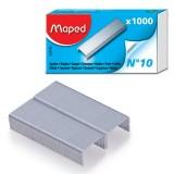 Скобы MAPED, № 10, стальные, в к/к, (324105)