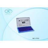 Подушка штемпельная BASIR, 12,0х8.3 см, синяя, №2 (240) (МС-3703)