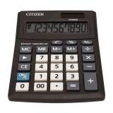 Калькулятор настольный CITIZEN CMB1001BK, 10-разряный,2 питания, 103х138х24 (CMB1001BK)