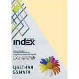 Бумага INDEX COLOR A4 100л/пач 80 гр, кремовый (IC13/100) (00-00019690)