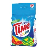 Стиральный порошок FREE TIME COLOR, 3 кг (351-5) (603563)