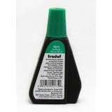 Краска штемпельная TRODAT 28 мл зеленая (7011/з) (225211)