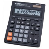 Калькулятор настольный CITIZEN SDC444S, 12-разряный,2 питания,199х153х31 (SDC444S)