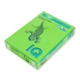 Бумага IQ COLOR A4 500л/пач 80 гр Ярко-зеленая (MA42) (110658)