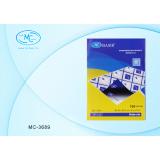 Бумага копировальная BASIR, 100 листов, синяя (MC-3689)