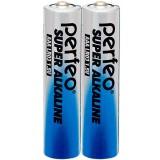 Элемент питания (батарейка) PERFEO LR6 (AA) /2SH Super Alkaline(ЦЕНА ЗА 2 шт.) (PF_3637) (30 005 155