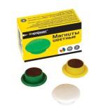 Магниты для сухостираемых досок inФОРМАТ d=20 мм 6 шт./уп. (12/240) (KMC20-6) (056048)