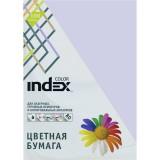 Бумага INDEX COLOR A4 100л/пач 80 гр, лиловый (IC85/100) (00-00019691)