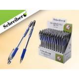 Ручка шариковая SCHREIBER, 0,7мм, масляная, стержень 140 мм, синяя (20/1200) (S 830)