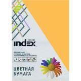Бумага INDEX COLOR A4 100л/пач 80 гр, оранжевый (IC59/100) (00-00019692)