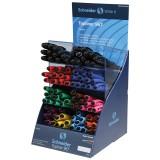 Линер SCHNEIDER TOPLINER 967, ассорти, дисплей SiS,100 шт (N) (305202)