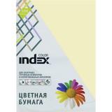 Бумага INDEX COLOR A4 100л/пач 80 гр, ваниль (IC12/100) (00-00019685)