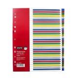 Разделитель А4+ ATTACHE SELECTION, 1-31 листов, цифровой, цветной пластик (474676)