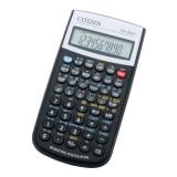Калькулятор научный CITIZEN SR260N, 10+2 разрядный, пластик, 165 функций,154х80х14, черный (SR260N)