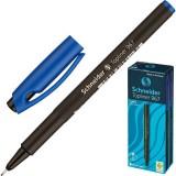 Линер SCHNEIDER TOPLINER 967, 0,4 мм, синий (10/500) (9673)
