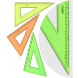 Треугольник СТАММ, 23см*30, 4цв.(ТК54) (С02805)
