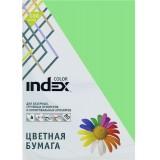 Бумага INDEX COLOR A4 100л/пач 80 гр, фисташковый (IC69/100) (00-00019701)