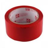 Скотч упаковочный ЛУЧ красный, 48мм х 66мх45мкм (36) (22С 1428-08)
