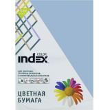 Бумага INDEX COLOR A4 100л/пач 80 гр, сине-голубой (IC88/100) (00-00019674)