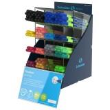 Линер SCHNEIDER LINE-UP, ассорти (доп. цвета), дисплей SiS, 120 штук (1) (305182)