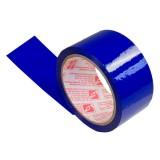 Скотч упаковочный ЛУЧ синий, 48мм х 66мх45мкм (36) (22С 1424-08)