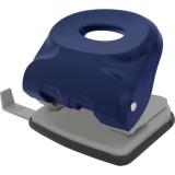 Дырокол INDEX, 25л., пластиковый, синий (12/48) (IPP125/BU) (C15162)