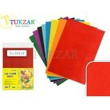 Набор цветного фетра А4 TUKZAR, 8л., 8цв. (30/60) (TZ 10119)